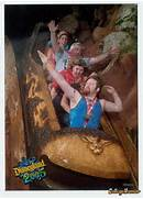 Splash Mountain Photo Bomb