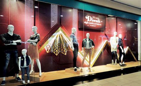 vmrd retail design awards  pantaloons festive window