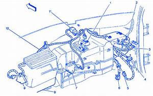 Chevrolet Suburban 1999 Under The Dash Electrical Circuit Wiring Diagram
