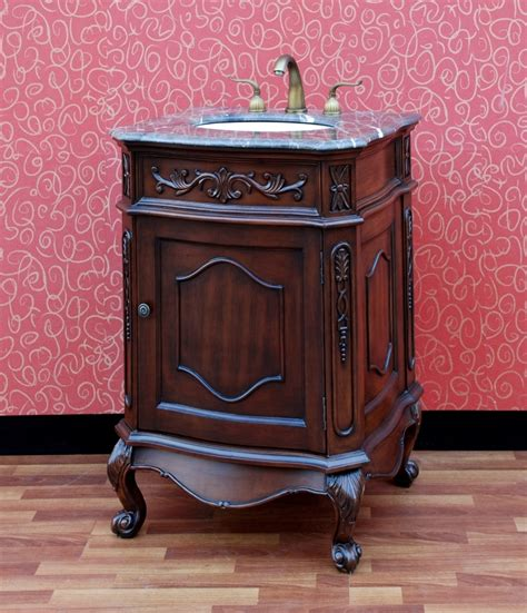 24 inch vanity with sink victoria 24 inch antique single sink bathroom vanity