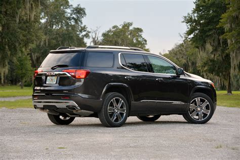 2017 Gmc Acadia Denali Test Drive Review