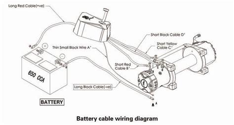 Chion Atv Winch Wiring Diagram For by Smittybilt Gen2 Xrc 9500 Winch 97495 Specs Winch Database
