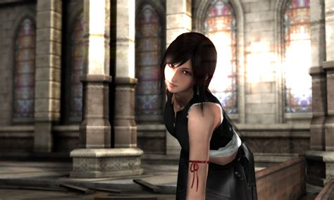 Final Fantasy Crisis Core Wallpaper Mmd Tifa Final Fantasy Vii From Y To Y Video By Terrasucre On Deviantart
