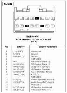 2002 Tauru Radio Wiring Diagram