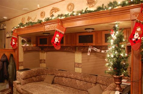 rv christmas decorations  lundy