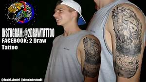 Eminem Inspired Tattoo - YouTube