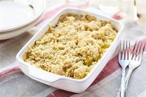 Recette Crumble Salé : les 10 meilleures recettes au saumon crumble sal au ~ Melissatoandfro.com Idées de Décoration