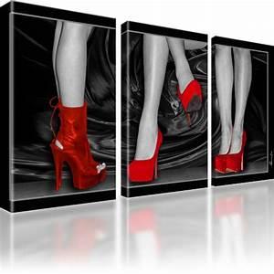Erotische Bilder Für Schlafzimmer : erotik beine wandbild leinwand bilder ebay ~ Michelbontemps.com Haus und Dekorationen