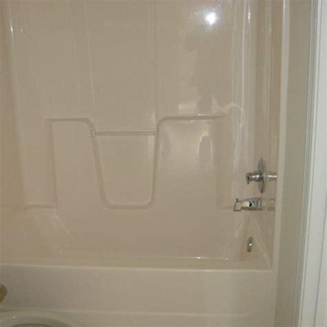 change  color   fiberglass tub shower