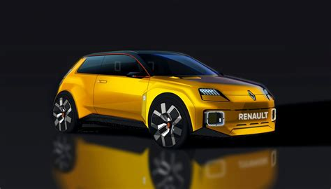 Renault 5 EV prototype: powered by electricity and ...
