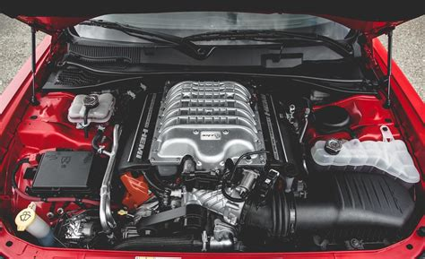 hellcat engine car and driver