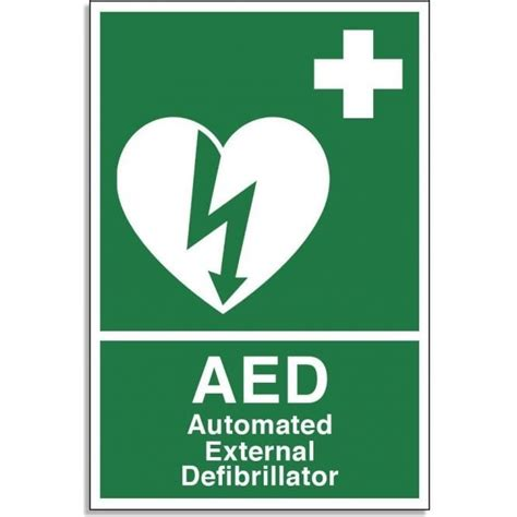 aed automated external defibrillator rsis