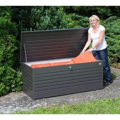biohort freizeitbox   dunkelgrau metallic