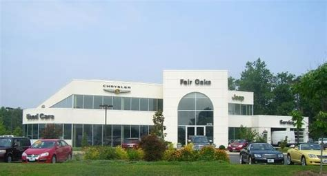 Fair Oaks Chrysler by Fair Oaks Chantilly Chrysler Jeep Dodge Ram Car Dealership