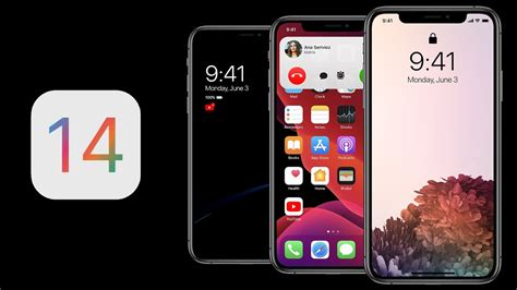 Introducing New iOS 14 Concept - New Animation, New ...