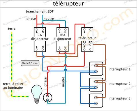 Schema De Cablage Telerupteur Legrand 49120