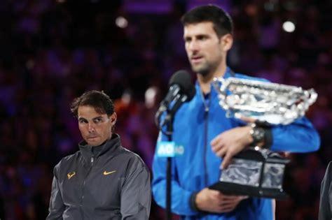 Novak Djokovic recalls thrashing Rafael Nadal in 2019 ...