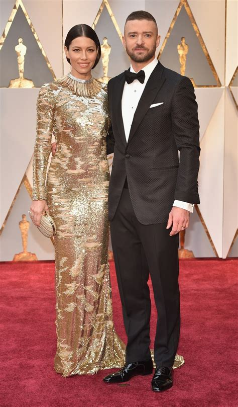 The Best Dressed Oscars Couples All Time Style