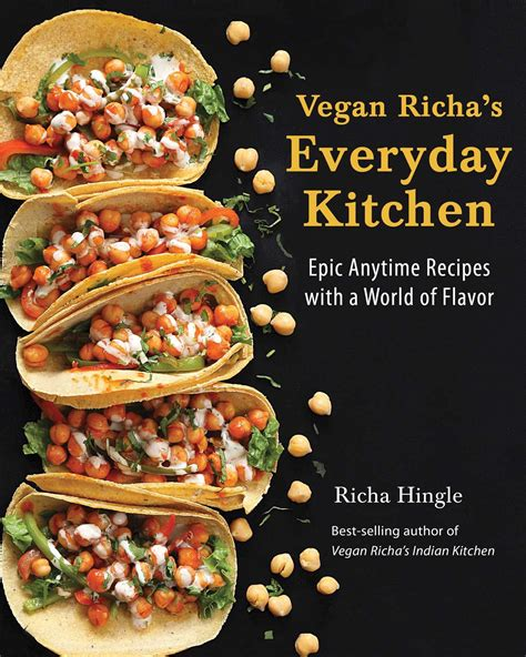 kitchen lights fluorescent galleon vegan richa s everyday kitchen epic anytime 2227
