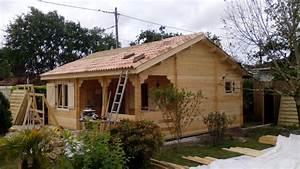 Chalet En Bois Habitable D Occasion : fabricant constructeur de kits chalets en bois habitables ~ Melissatoandfro.com Idées de Décoration
