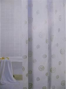 Duschvorhang Mit Bleiband : duschvorhang weiss grau vinyl 180x180 m ringen ~ Sanjose-hotels-ca.com Haus und Dekorationen