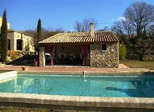 stunning photos pool house piscine ideas joshkrajcikus With lovely plan maison en ligne 14 local technique bois pour piscines