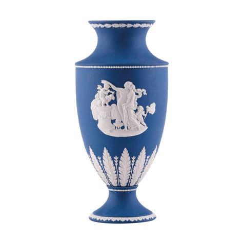 Wedgewood Vase - the saxon blue vase wedgwood prestige us