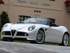 Alfa Romeo 8c Spider - 2008  2009  2010