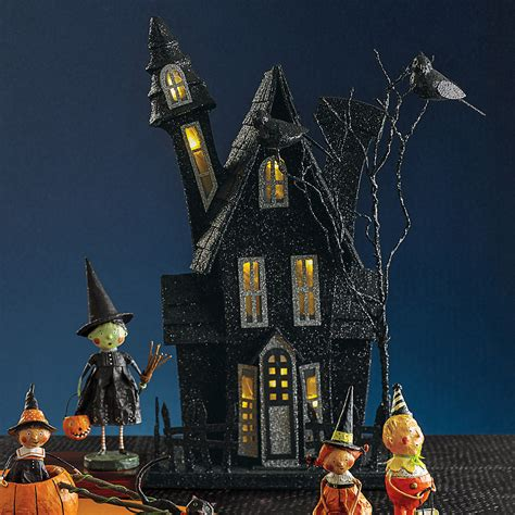 light up haunted house gump s