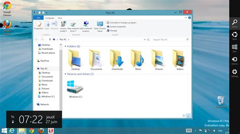 windows 8 1 preview nos premières impressions