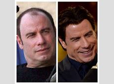 Travolta killin the wig game funny
