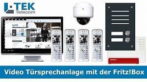 Video Türsprechanlage Fritzbox : video t rsprechanlage mit der fritzbox youtube ~ Eleganceandgraceweddings.com Haus und Dekorationen
