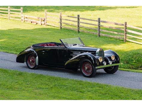 1938 bugatti type 57c valuation. 1938 Bugatti Type 57 for Sale | ClassicCars.com | CC-1436206