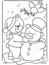 Snow Coloring Winter Funnycoloring Activity Advertisement sketch template