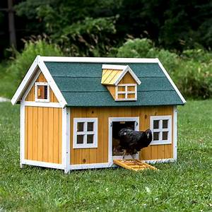 The Cottage Chicken Coop For 4