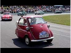 BMW Isetta 300 Smallest BMW in the World!! The Bubble