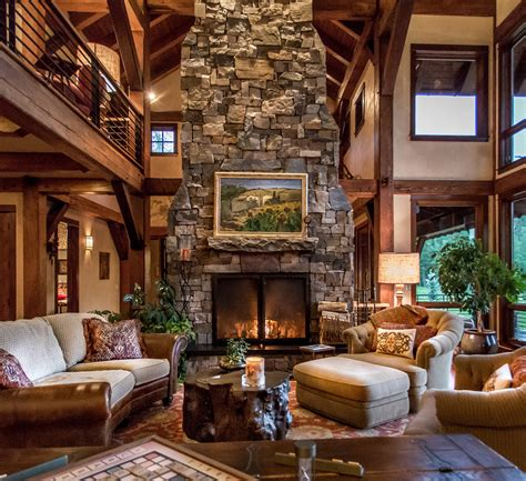 living room 16 sophisticated rustic living room designs you won t turn Rustic