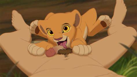 Le roi lion – Image porno française
