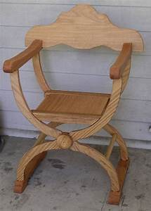 Medieval Chair Plans PDF Woodworking