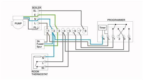 wiring diagram for electric underfloor heating wiring