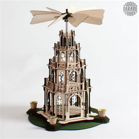 pyramide selber bauen pin matthias suchfort auf holzbausatz gotische pyramide weihnachtspyramiden pyramiden und