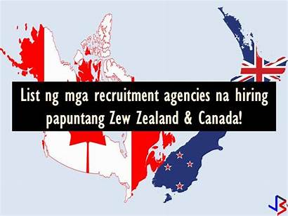 Zealand Canada Thoughtskoto Mel Services Recruitment Agencies