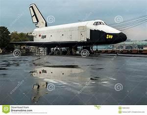 Buran - Soviet Space Ship editorial stock image. Image of ...