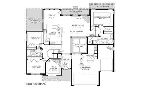 Brighton Homes Blakemore Floor Plan by Brighton Beechen Dill Homes