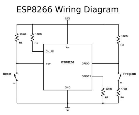 a beginner s guide to the esp8266 usb wiring diagram 5v usb wiring diagram
