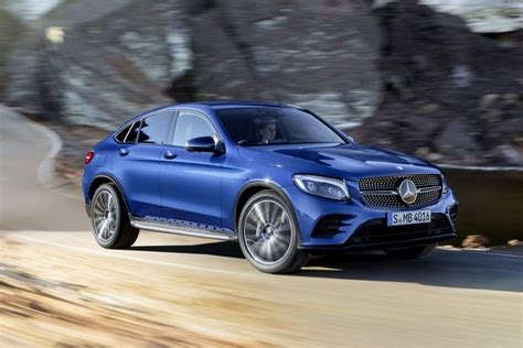 Mercedes Glc Coupe by 2017 Mercedes Glc Coupe India Launch Expected This Year