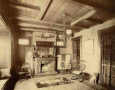 photos inside 1800 s houses photo