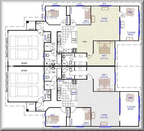 3 Bedroom Townhouse Plans Australia by Bedroom Bedrooms Unit 2 3 Bedroom Bedrooms Alfresco Open