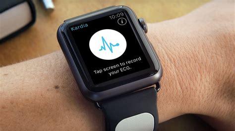 kardia band for apple brings grade rate monitoring