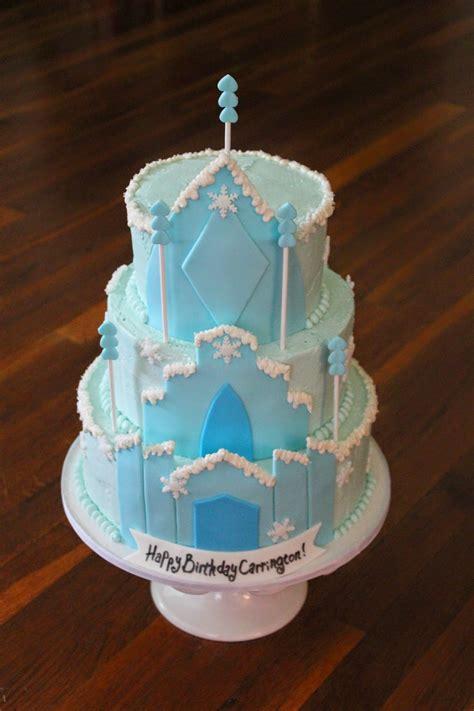 cakes  becky frozen birthday cakes